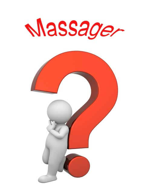 Why you need a massager?